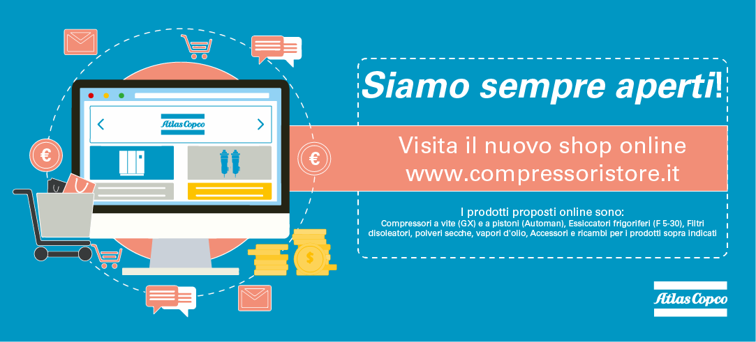 Ecommerce Atlas Copco